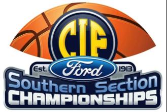 CIF BAsketball Playoffs Logo 2016
