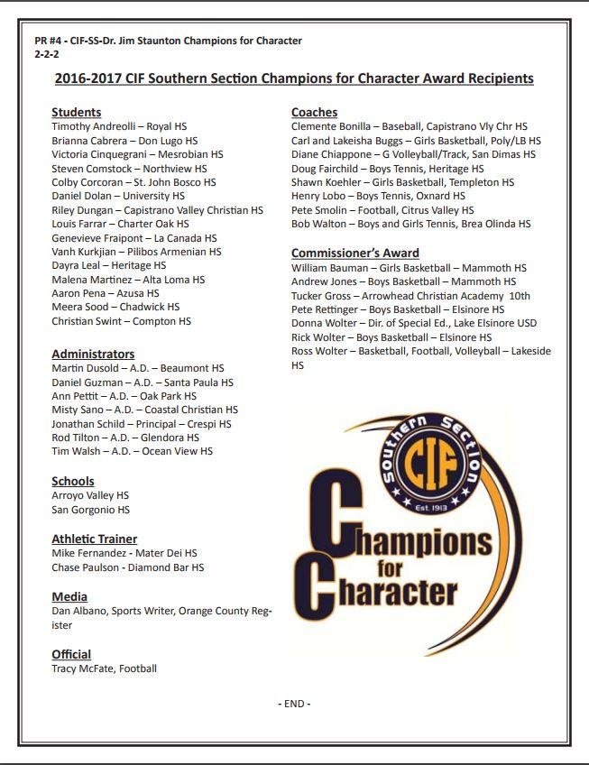 Character Awards 9-11-17b
