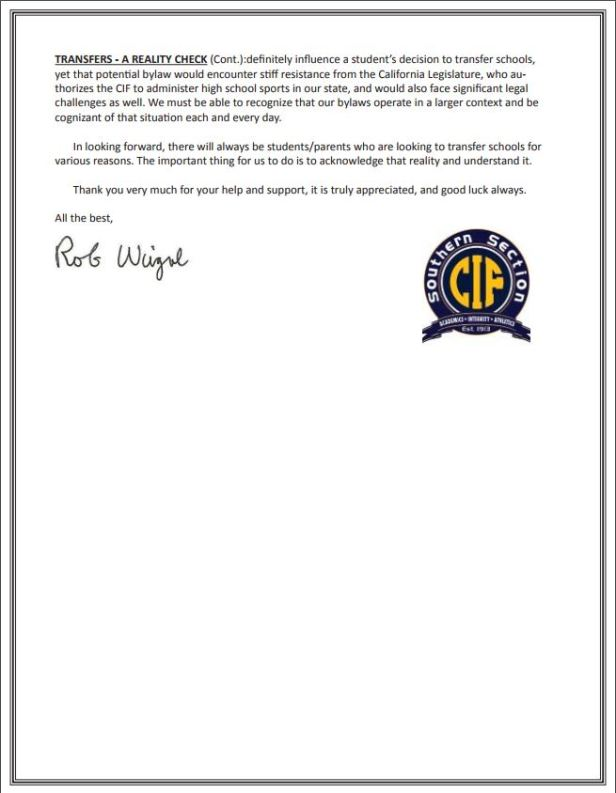Commissioner Message 9-11-17b